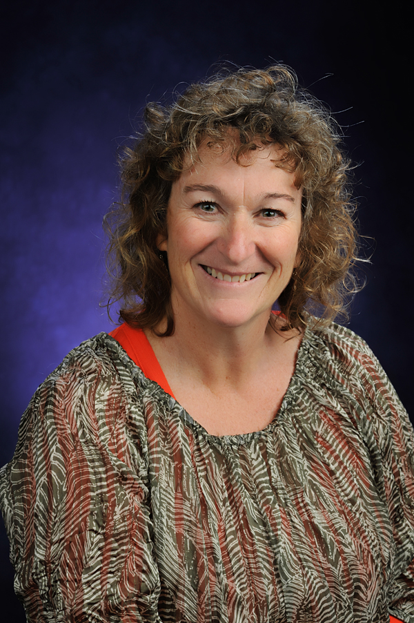 Dara Davenport, recipient of an award for Sustained Excellence in Tertiary Teaching in 2012