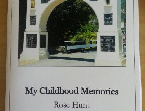 My Childhood Memories by Rose Hunt