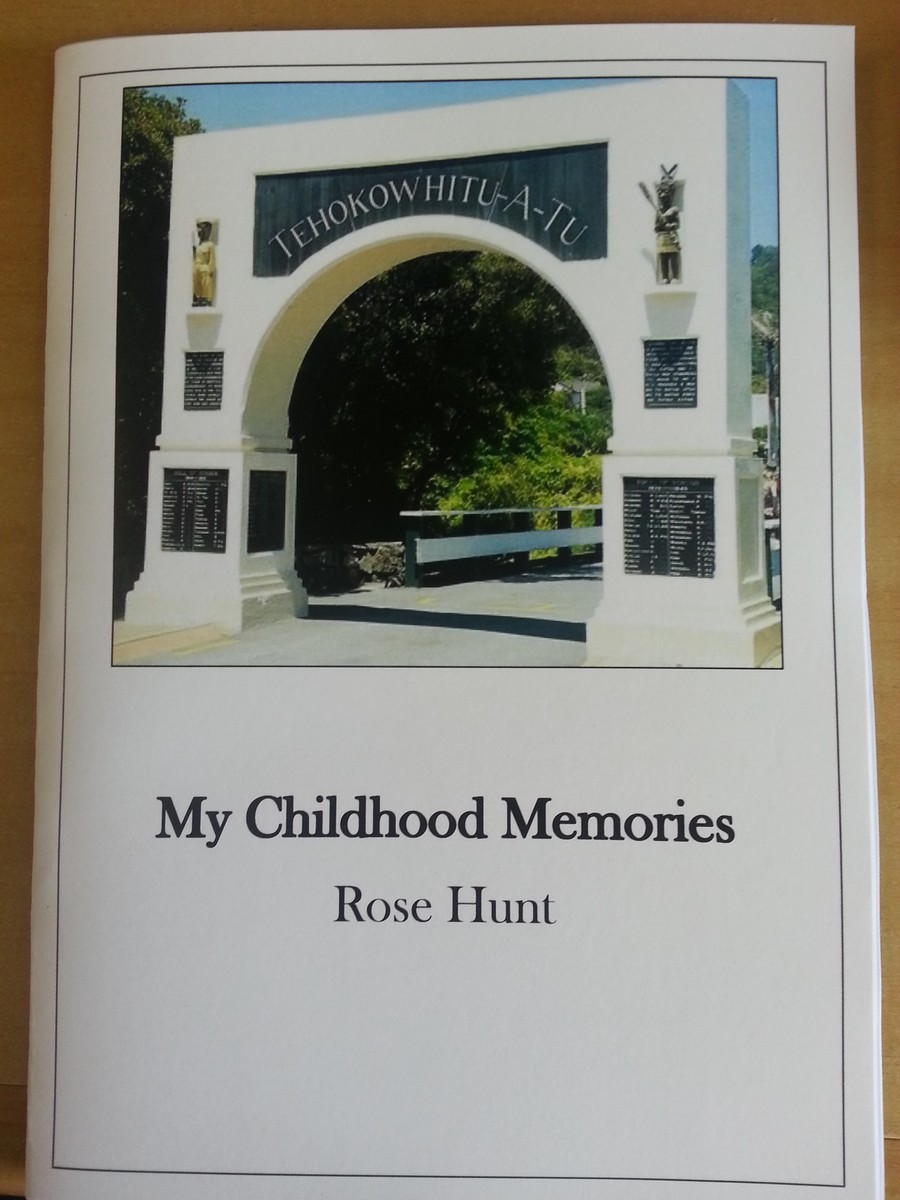 My Childhood Memories by Rose Hunt