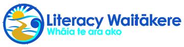 Literacy Waitakere Logo